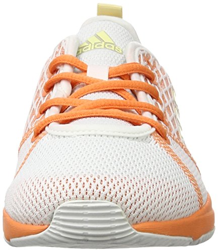 White Blanc Yellow easy Cloudfoam Orange Adidas Femme easy ftwr Running Arianna pYwxqHI