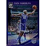 2018-19 Donruss Optic Purple  81 Zach Randolph Sacramento Kings Basketball. 84e5d763b