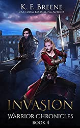 Invasion (The Warrior Chronicles Book 4)
