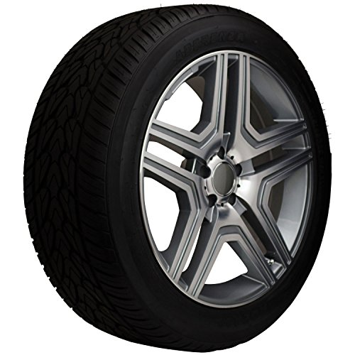 20 inch mercedes benz amg style wheels rims tires fit ml for Mercedes benz tires cost