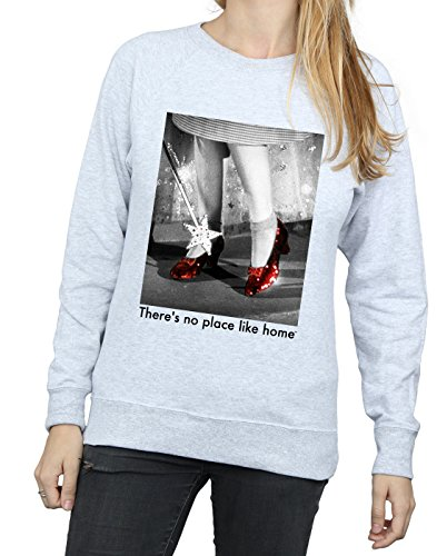 Cult Ruby Cuero Mujer Photo Gris Absolute Slippers De Wizard Camisa Oz Entrenamiento Of 1ZdnC4W