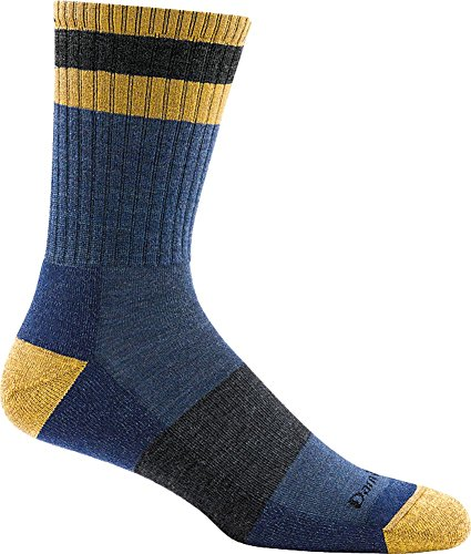 Darn Tough Haselton Hiker Micro Crew Light Cushion Sock - Men's made in New England