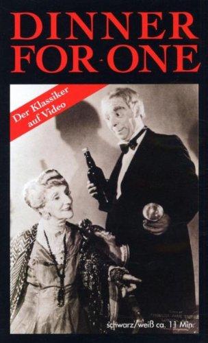 Der 90. Geburtstag oder Dinner for One (PAL) [VHS]
