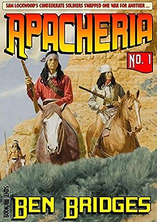 book cover of Apacheria