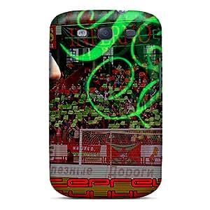 Premium Tpu Legendary Goalkeeper Sergei Ovchinnikov Cover Skin For Galaxy S3