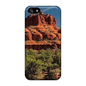 Anti-scratch Case Cover Charming YaYa Protective Bell Rock In Sedona Case For Iphone 4/4S