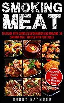 Smoking Complete Information Amazing Vegetables ebook product image