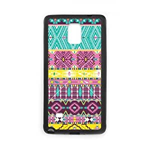 customize Custom Case at for samsung galaxy gas note4 Ethnic Tribal Indian (new 10) as heartbreak TOOT0 Case