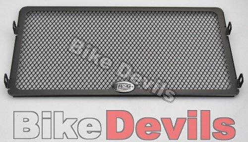 R&G RACING RADIATOR GUARD - BLACK - RAD0171BK Yamaha