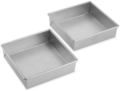 Williams-Sonoma​ Traditionaltouc​h Square Cake Pan, 8"
