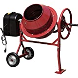 Northern Industrial Mini Electric Cement Mixer - 1.77 Cubic Ft., Model# CM125