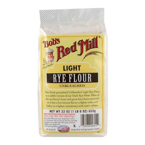 Amazon Com Bob S Red Mill Dark Rye Flour 22 Oz