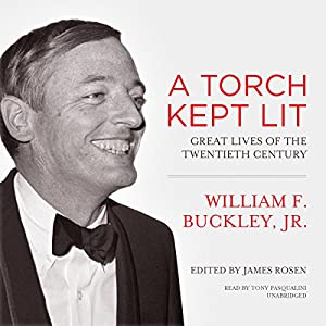 A Torch Kept Lit Audiobook