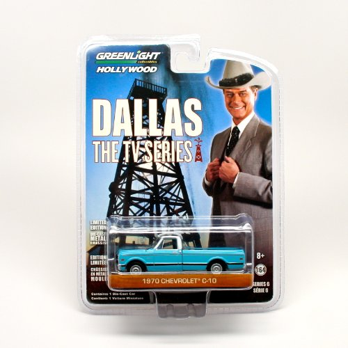 2014 Greenlight Collectibles GL HOLLYWOOD SERIES 6 1:64 Scale Vehicle Assortment (One Vehicle Randomly ()