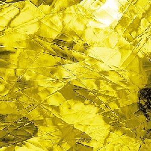 - Spectrum Yellow Cathedral Artique Stained Glass Sheet - 8