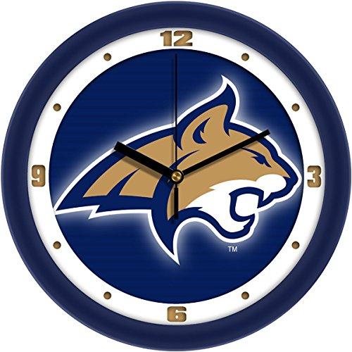 SunTime NCAA Montana State Bobcats Wall Clock