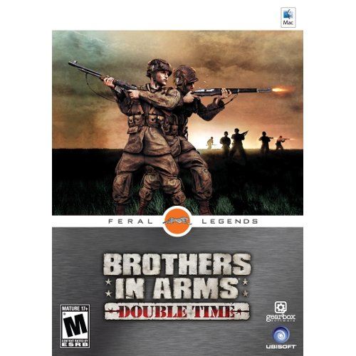 Brothers-In-Arms: Double Time [Mac Download] by Feral Interactive