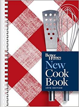Better Homes and Gardens New Cook Book 16th edition Better Homes