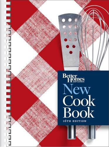 Better Homes and Gardens New Cook Book, 16th edition (Slow Cooker Recipes For 1 Year Old)