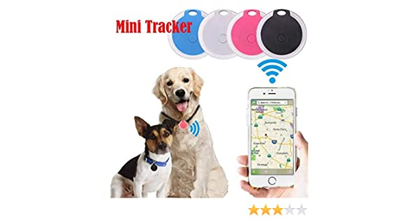 Bluefringe Anti-Lost Device Key Finder Bluetooth Pet Trackers Purse Luggage Tracker Phone and Wallet Finder Anti Lost Reminder Works with Android /& iOS