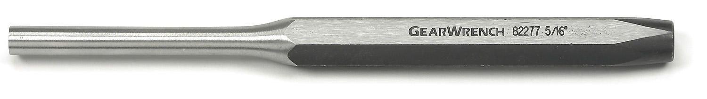 GearWrench 82275 Pin Punch, 3/16' x 5-1/2' x 5/16' 3/16 x 5-1/2 x 5/16