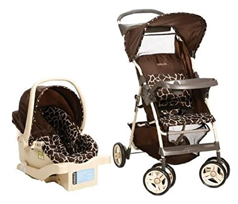 Cosco Commuter Travel System, Quigley - Cosco Car Seat Base