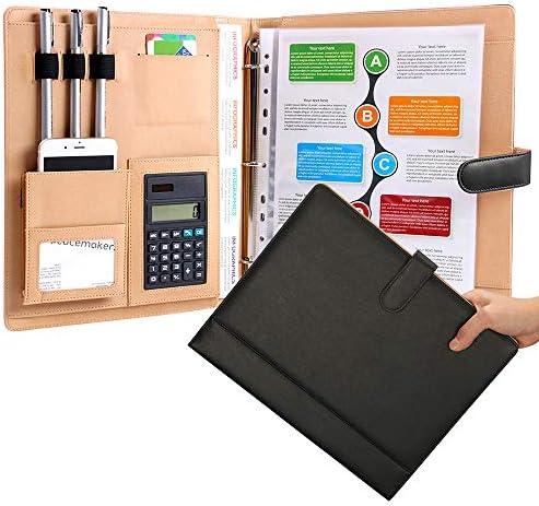 Designer Portfolio Calculator Padfolio Interview product image
