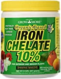 buy Grow More 7450 8-Ounce Organic Iron Chelate Concentrate now, new 2020-2019 bestseller, review and Photo, best price $12.99