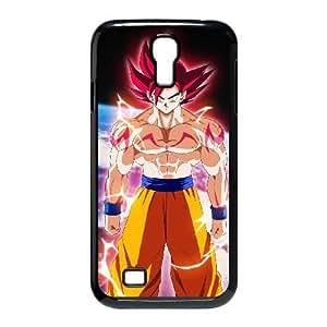 Samsung Galaxy S4 9500 phone case Black Dragon Ball Goku FFFP2644313