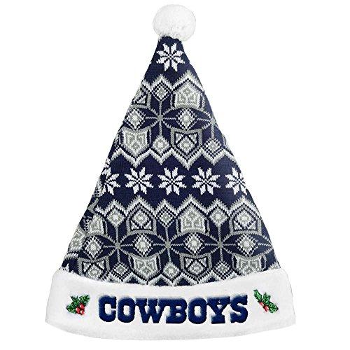 Dallas Cowboys Santa Hat – Football Theme Hats 29f40d3b7