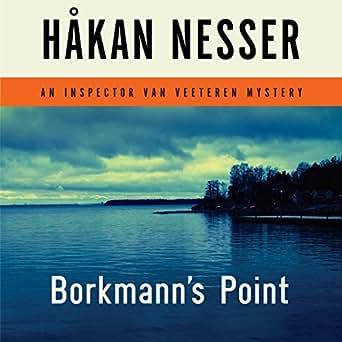 Amazoncom Borkmanns Point An Inspector Van Veeteren Mystery - Kaalbringen sweden map