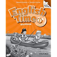 English Time: 5 Workbook with Online Practice