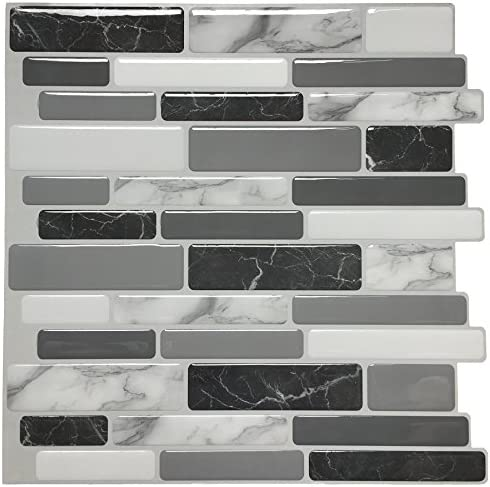 Art3d Stick Kitchen Backsplash Tiles product image