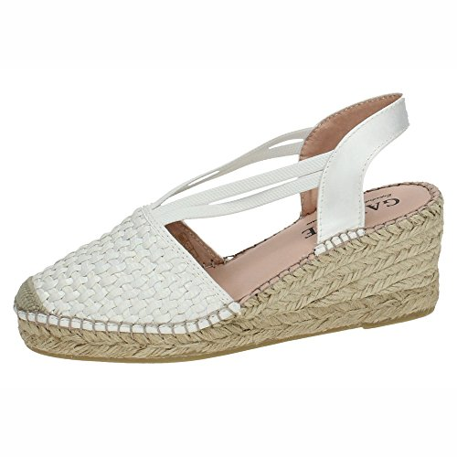 Ecru Donna Spain 501 Espadrillas Made In w8XOqWg