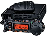 Yaesu FT-857D Amateur Radio Transceiver - HF, VHF, UHF All-Mode 100W Remote Head Capability