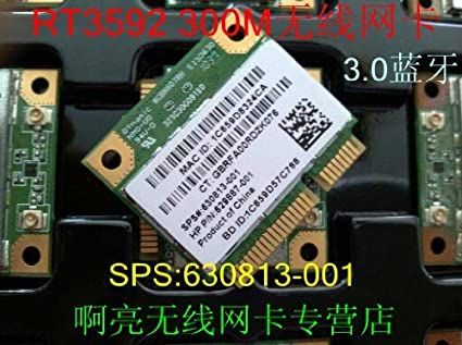 Ralink RT3592 WLAN 2x2 Adapter Drivers PC