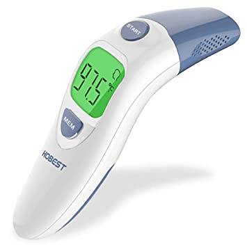 3-in-1 Infrared Forehead And Ear Thermometer Baby Children Adults Body Thermometer Digital Medical Baby Care