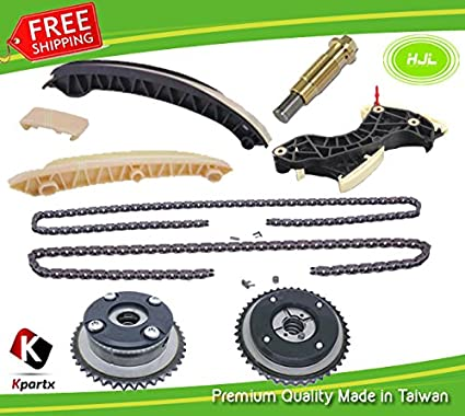 Amazon com: TIMING CHAIN KIT+CAMSHAFT ADJUSTERS FOR M271