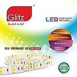 Glitz RGB led strip light 5050 300 leds, 5mtrs, remote, adaptor