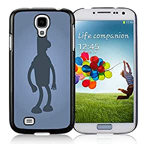 Popular Designed Case With Bender Silhouette Cover Case For Samsung Galaxy S4 I9500 i337 M919 i545 r970 l720 Black Phone Case CR-067