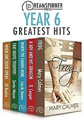 Dreamspinner Press Year Six Greatest Hits (Dreamspinner Press Greatest Hits)
