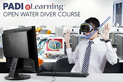 Open Water Diving - Padi Open Water Online Scuba Certification Course