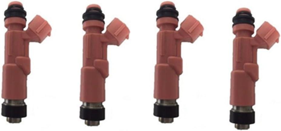 4pcs Fuel Injector Nozzle 23250-75080 23209-79135 For Toyota 4Runner Tacoma 2.4L 2.7L