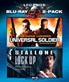 Universal Soldier/Lock Up [Blu-ray]