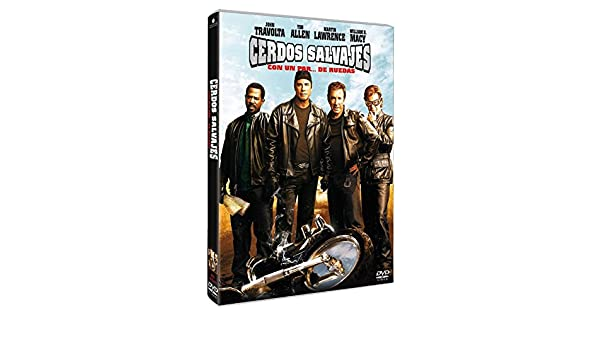 Amazon.com: Cerdos salvajes: Tim Allen, Martin Lawrence, Kevin Durand, Ray Liotta, Marisa Tomei. John Travolta: Movies & TV