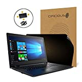 Celicious Privacy Plus Lenovo IdeaPad 110 17 (Non-Touch) 4-Way Visual Black Out Screen Protector