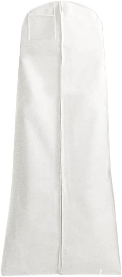 Hangerworld Funda Transpirable para Vestido de Novia,183 cm ...