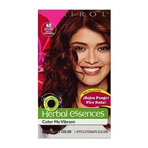 Clairol Herbal Essence Color, 043 Spicy Cinnamon-deep Auburn (Pack of 3)