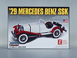Lindberg Models 1929 Mercedes Benz SSk by J. Lloyd International