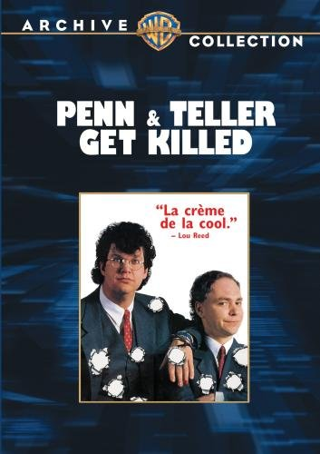 PENN AND TELLER GET KILLED (Penn And Teller The Best)